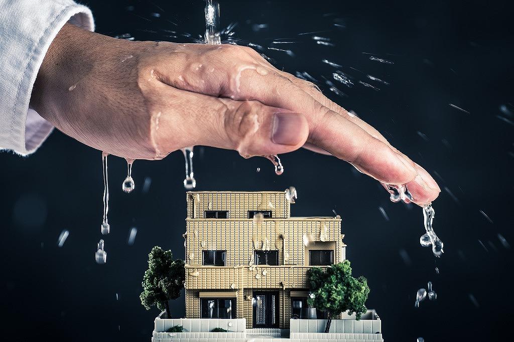 防水工事によって得られるメリット